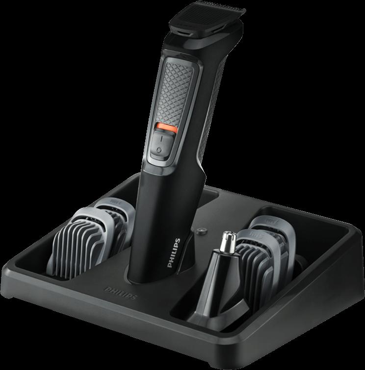 O Aparador Multifuncional 6 em 1 Philips traz mais versatilidade e estilo  para o seu rosto com os pentes em tamanhos 2mm fd28577e6c62